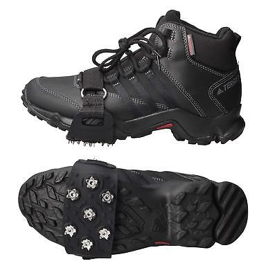 Traction Cleats Anti-skid Traction Grips Spikes 7 Point Cleats Foot shoes boots
