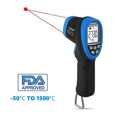 Infrared Temperature Non Contact -501500c Digital Laser Ir Gun Thermometer 301