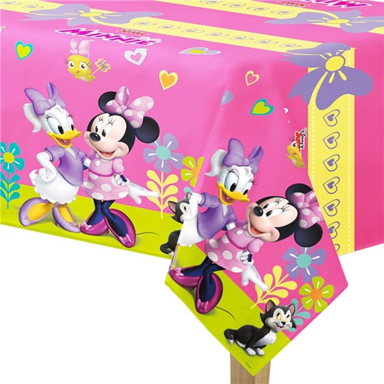 Mädchen Disney pink Minnie Maus Geburtstagsparty Feier Geschirr ...