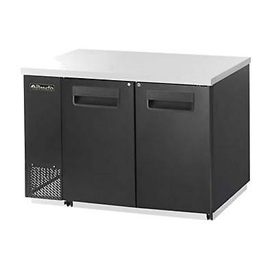 Blue Air Commercial Refrigeration Bbb59-2b Back Bar Cooler Refrigerated Cabinet