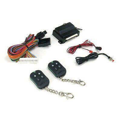 5 Function Keyless Entry - 5 Function Keyless Entry with Birt truck hot rod rat custom