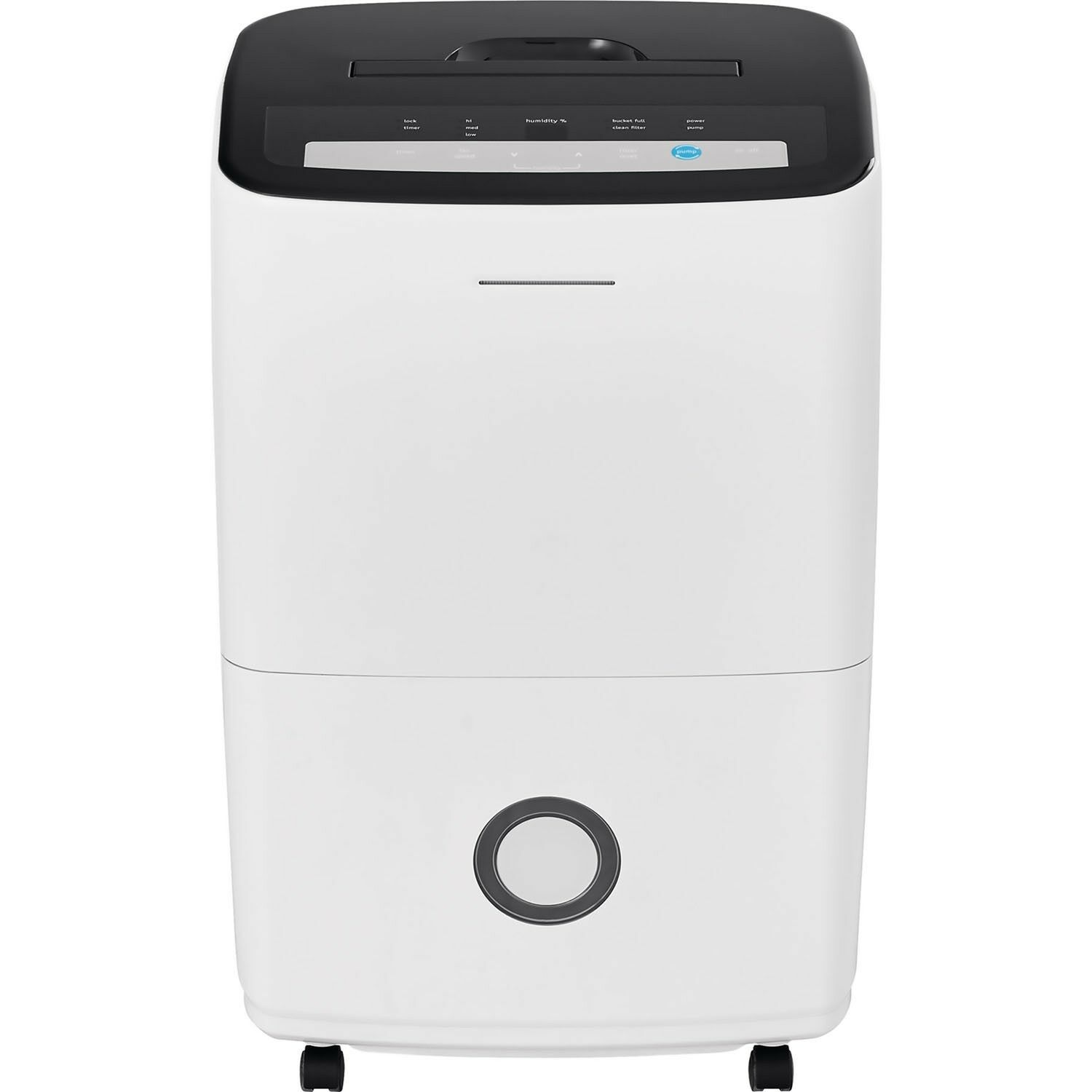 Frigidaire 70 Pint Dehumidifier with Built-in Pump, Low Temp