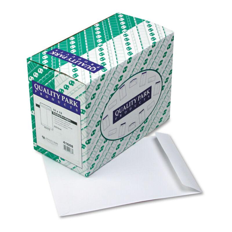 Quality Park Catalog Envelope 10 x 13 White 250/Box 41688