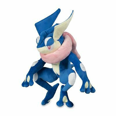 Pokemon Center Greninja Plush Doll Figure Stuffed Toy 6 inch Xmas Gift US Ship