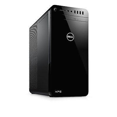 DELL XPS 8920 i7-7700 upto 4.2GHz 24GB 1TB+256GB PCIe SSD AMD RX480 8GB VR-Ready