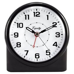 New Classic Battery Operated Analog Alarm Clock