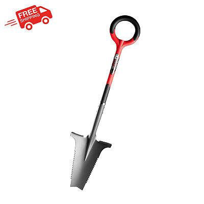 Root Slayer Strong Hand Tools Yard Garden For Men Gardening Shovel Multi Purpose