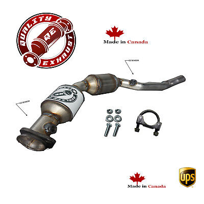 CATALYTIC CONVERTER 2005-2006 LAND ROVER  LR3 4.4L DRIVER SIDE