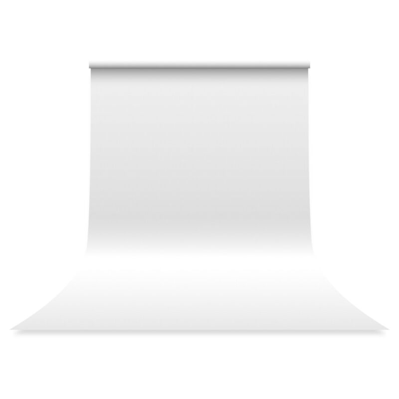 6x9 ft White Muslin Backdrop Background Screen Photo Video Photography Studio