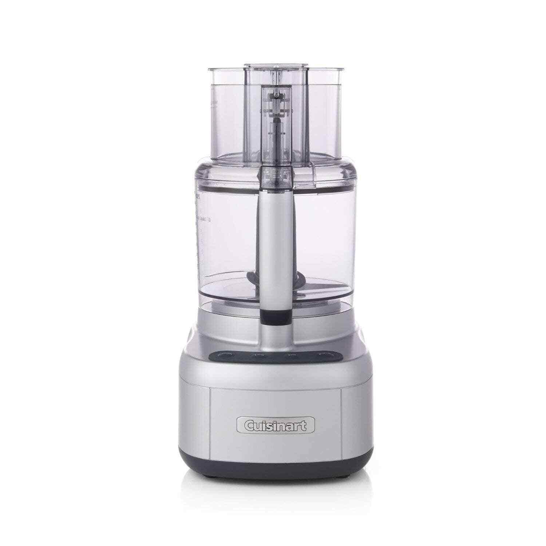 Cuisinart FP-11SVFR Elemental 11 Cup Food Processor; Silver