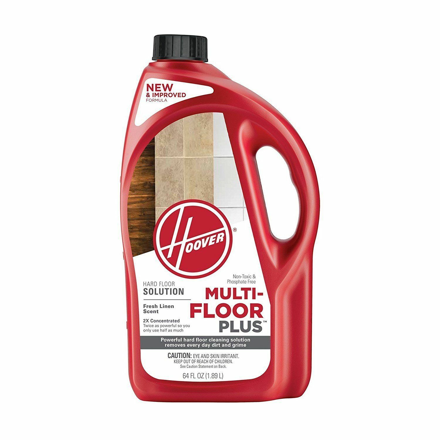 Hoover Multi-Floor Plus Hard Floor Cleaning Solution 64 fl o