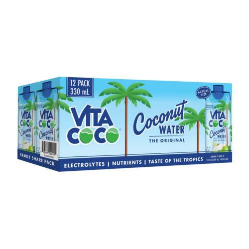 Vita Coco Coconut Water (11.1oz / 12pk) =FREE SHIPPING=