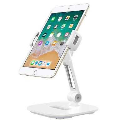 MoKo Phone/Tablet Stand 360°Swivel Mount Holder for iPad Pro 11 2020/10.2/Air 3