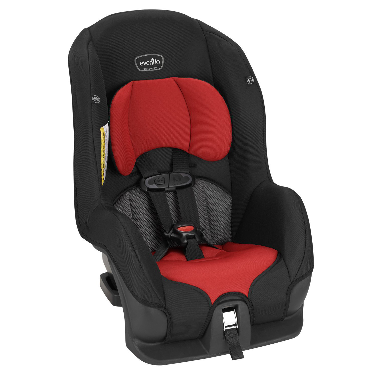 Evenflo Tribute LX Convertible Car Seat Plastic & Fabric For