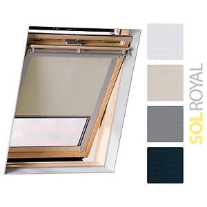 Verdunkelungsrollo f r velux dachfenster thermorollo for Verdunkelungsrollo fur velux dachfenster