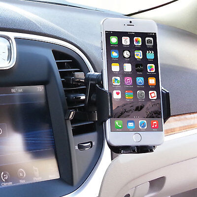 Car Vent Mount Smart Cell Phone Holder Cradle Stand for Samsung Galaxy Note 9  for sale  Shipping to India