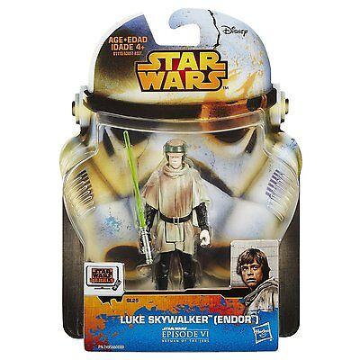 2015 Star Wars Saga Legends Sl25 Luke Skywalker  Endor  International