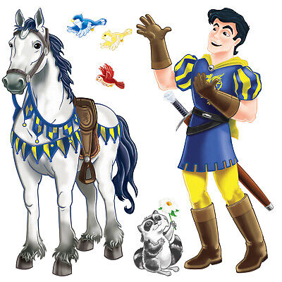 Insta . Theme Prince & Trusty Steed Props (OVER 5 FT) NEW](Prince Theme Decorations)
