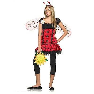 Daisy Bug Costume for Teens/Juniors size 10-12 New by Leg Avenue J48012 - Daisy Bug Costume