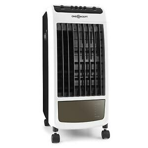 Air cooler room refresher evaporative water fan 70w cooling office home bedroom ebay - Condizionatori portatili de longhi senza tubo ...