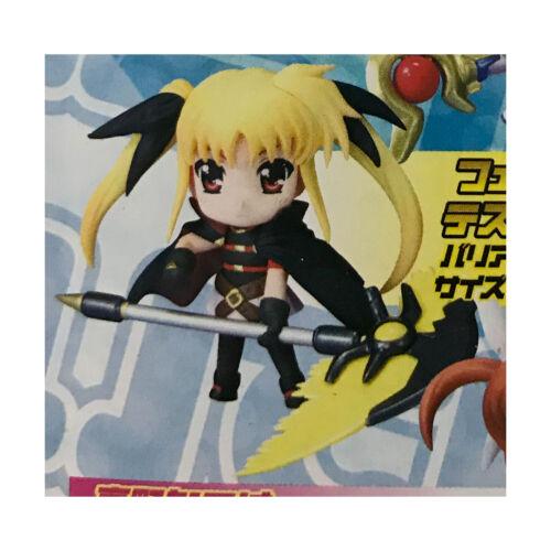 Magical Girl Lyrical Nanoha Trading Figure Fate D