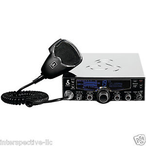 Cobra 29 LX CHR LE Classic 40 Channel CB Radio, The New 29 LX in Chrome.