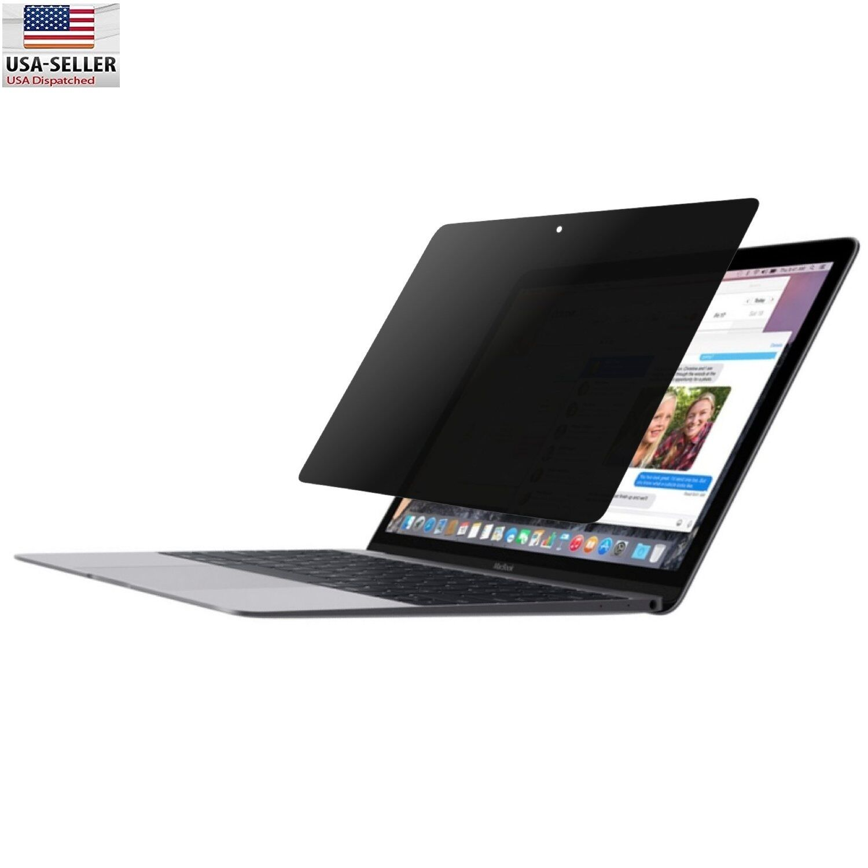 Privacy Screen Filter Anti-Glare Protector For Apple MacBook Air/Retina Pro/Pro