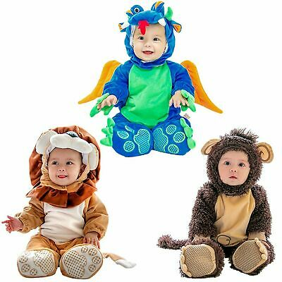 Infant Animal Costumes (Baby Cute Adorable Animal Halloween Costume Styles Comfy Infant Clothes)