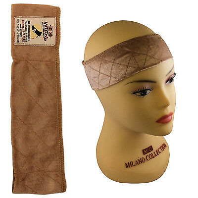Milano Collection WiGrip Extra Hold Wig Comfort Band Reduces Headaches - Tan