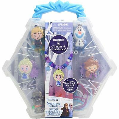 Tara Toys Frozen 2 Necklace Activity Set Best gift for Girls for Ages 3 and