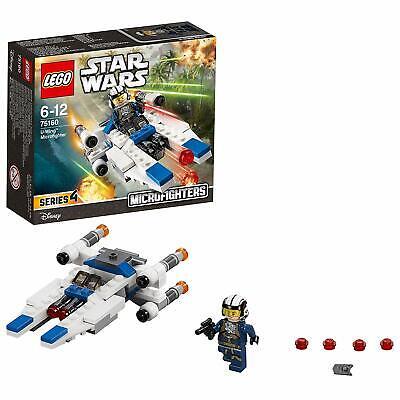 75160 Lego Star Wars U-Wing Microfighter Brand NEW