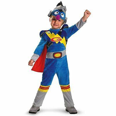 Sesame Street Super Grover 2.0 Infant Costume Size 12-18 - Grover Kostüm
