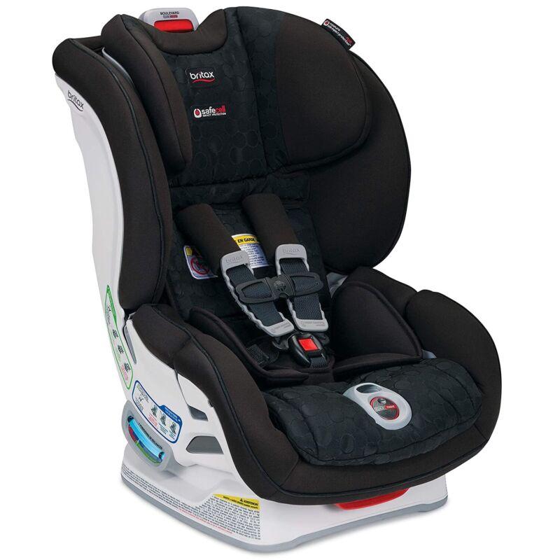 Britax Boulevard ClickTight Convertible Car Seat Rear & Forward Facing Circa