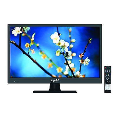 "PORTABLE 15"" LCD LED HD HDTV TV TELEVISION AC/DC 12V POWER CAR BOAT RV SC-1511"