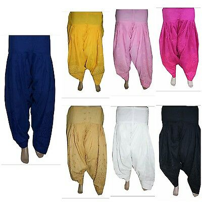 Wholesale 10pc Readymade Indian Suit PATIALA/ Patiyala SALWAR Women/Ladies Pants, used for sale  Shipping to United States