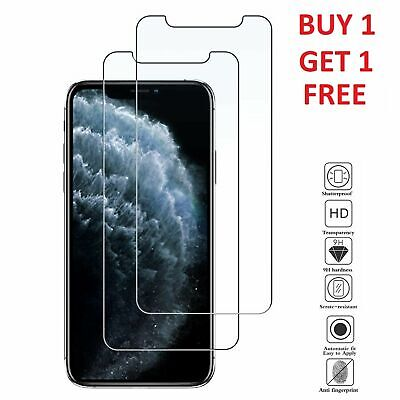 Tempered Glass Screen Protector for New iPhone XR XS Max XS X