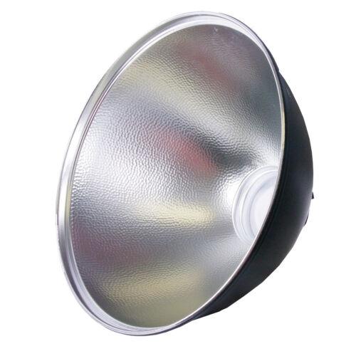 12 in. High Power Photo Studio Bowens Reflector Light Photography Lighting