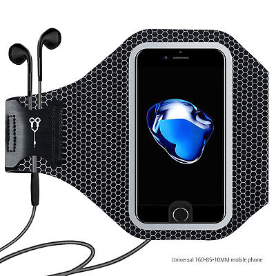 """Arm Band Sports Running Case For iphone 6 6S 7 4.7"""" Universal Touch Screen Cover"""