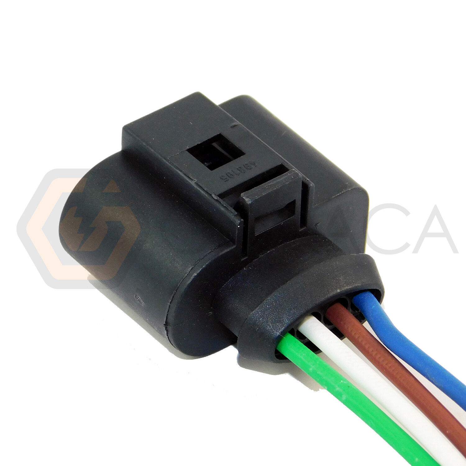 Connector Harness For Audi Volkswagen Gm 1j0973704 1j0 973 704 4 Pin Toyota Corolla Radio Wiring Diagram As Well Metra 70 2105 Chevy Impala Way