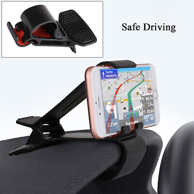 Car Dashboard Clip Mount Holder Stand Clamp Cradle For iPhone / Cell Phone / GPS ()