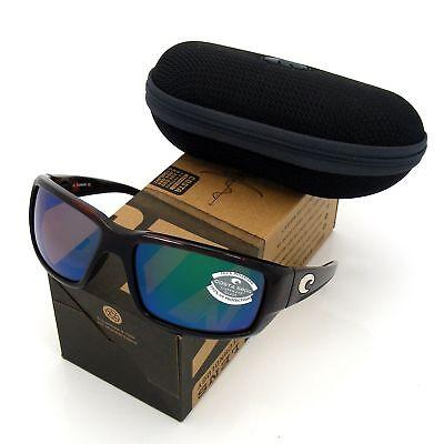 07d7832cc4d91 NEW Costa Del Mar FANTAIL Tortoise   580 Green Mirror Glass 580G