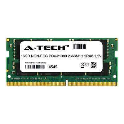 16GB Module for Dell XPS 15 9550 9560 9570 Laptops & Notebook Memory Ram (Notebook Memory Module)