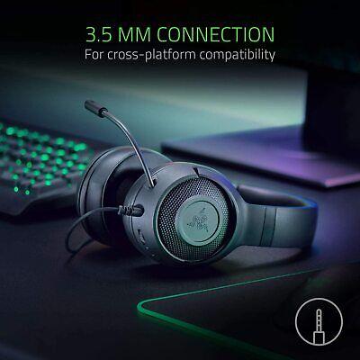 Razer Kraken X USB Ultralight Gaming Headset 7.1 Surround Sound