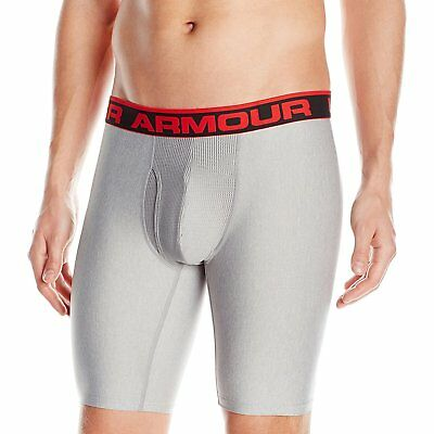 "Under Armour Men's Original Series 9"" Boxerjock Grey nwt $25"
