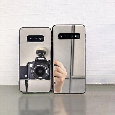 For Samsung Galaxy S10/S10e/Lite/S10 Plus Case Girls Luxury Glitter Slim Mirror - Lite Girl
