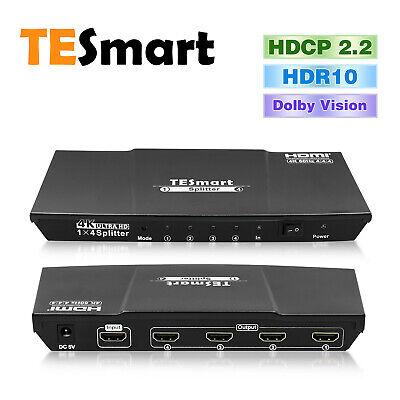 UHD 1080P 4K 60Hz 1 In 4 Out Verteiler HDMI Splitter 4 Port Switch für 3D HDTV P Hdmi 4 Port