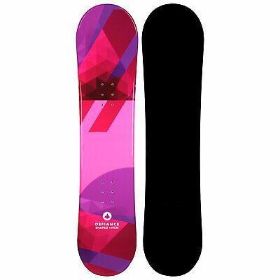 как выглядит Defiance Shapes Girls Snowboard фото