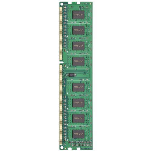PNY 8GB PC3-12800 DDR3 DIMM Desktop Memory Green MD8192SD3-1600-NHS-V2