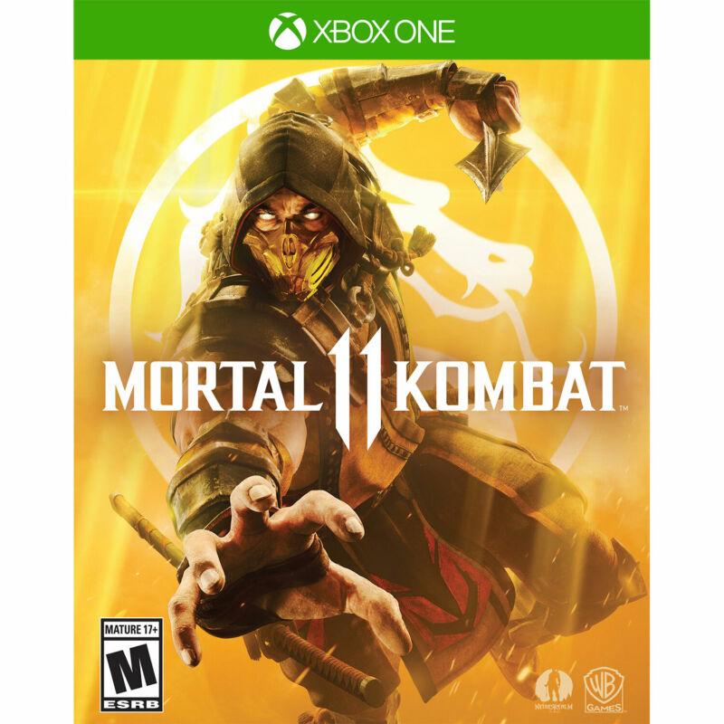Mortal Kombat 11 Xbox One [Factory Refurbished]
