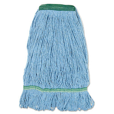 Boardwalk Blue Dust Mop Head Medium Looped End 502blnb